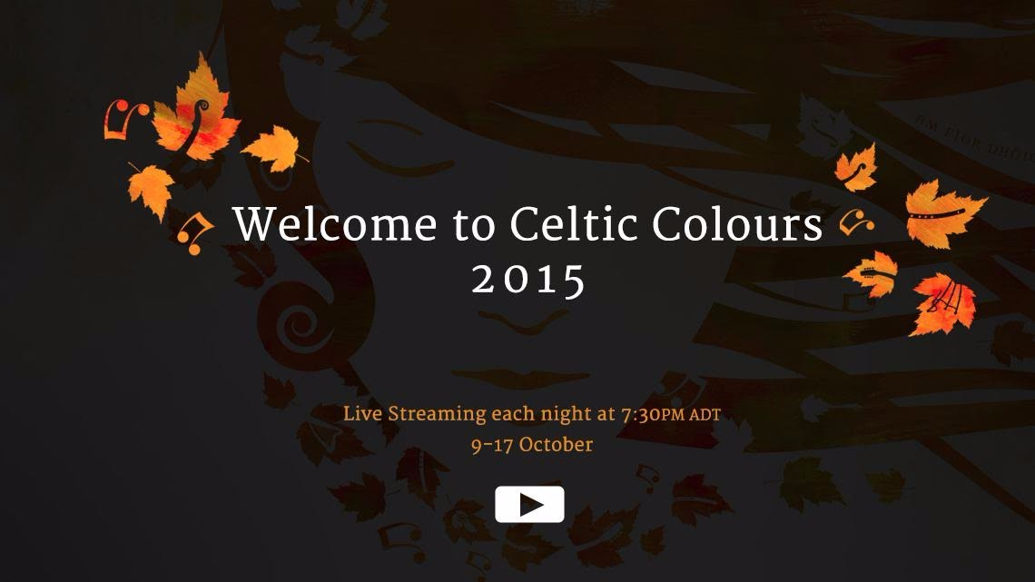 Celtic Colours 2015 Live Stream