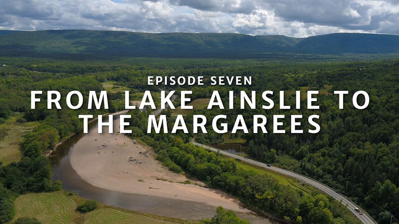 From Lake Ainslie to the Margarees