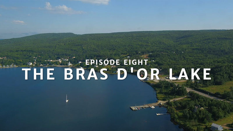 The Bras d'Or Lake