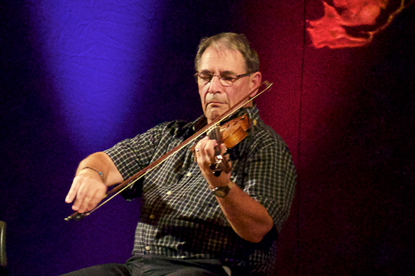 Behind The Music with Stan Chapman