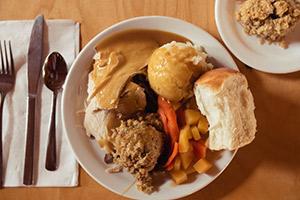 St. Ann's Thanksgiving Dinner