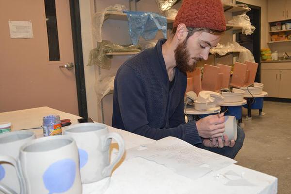 Artists in Residence Open Studio