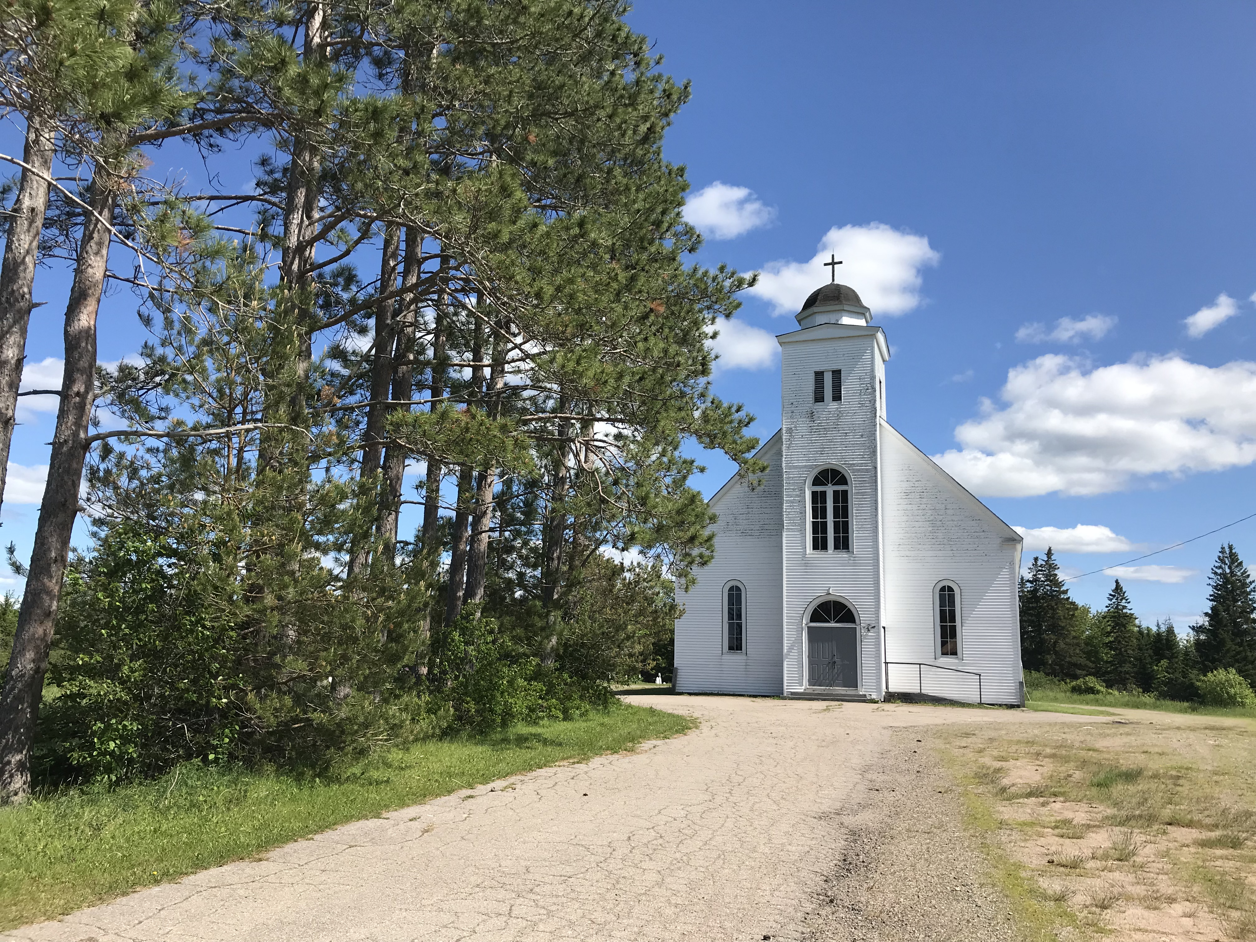 Doors Open for Churches