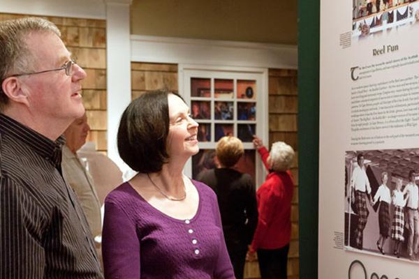 Interactive Exhibit Room Tour