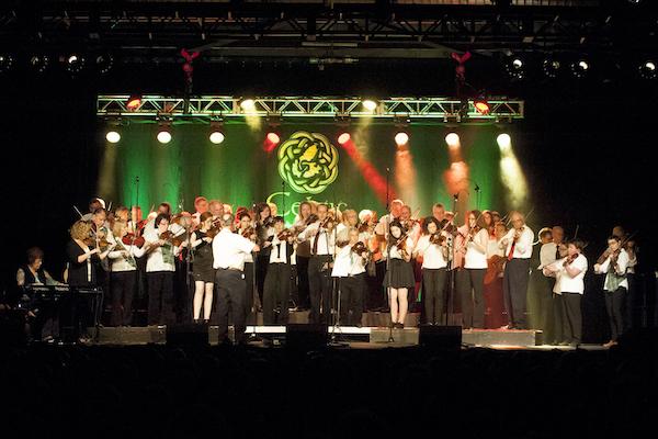 The Cape Breton Fiddlers